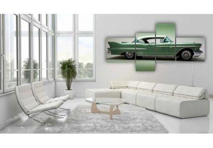 Зеленый кадилак