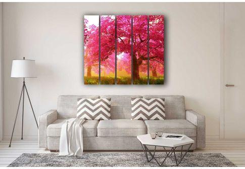 Розовое дерево
