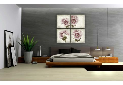 Винтажные цветы