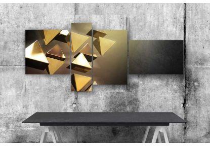 Золотые пирадмиды