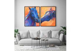 Лошади Арт