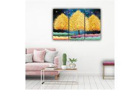 Золотые деревья